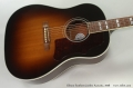 Gibson Southern Jumbo Acoustic, 2008  Top
