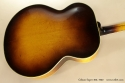 Gibson Super 300 1950 back