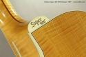 Gibson Super 400 1939 Reissue, 1999 heelcap