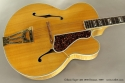 Gibson Super 400 1939 Reissue, 1999 top