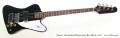 Gibson Thunderbird Bicentennial Bass Black, 1976 Full Front View