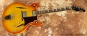 Gibson Trini Lopez Custom Sunburst 1964 full front view