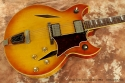 Gibson Trini Lopez Custom Sunburst 1964 top