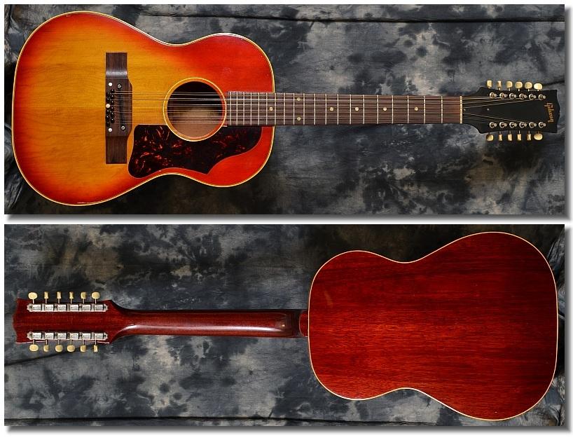 Gibson_B-25-12_1964