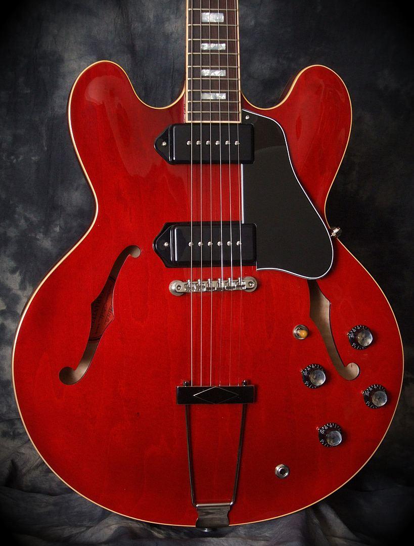 Gibson_ES_330L_Top