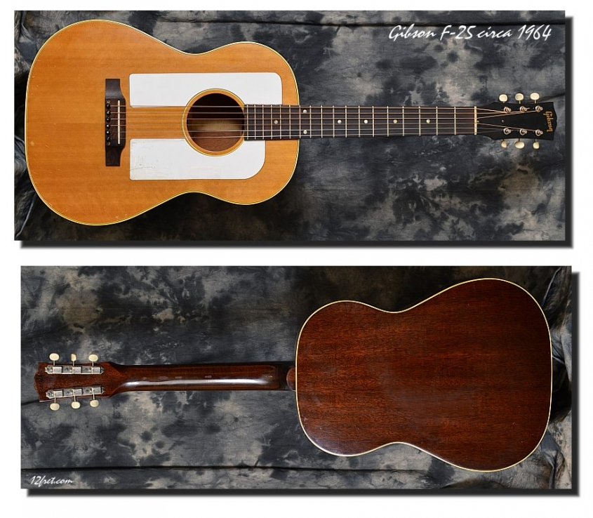 Gibson_F-25_1964