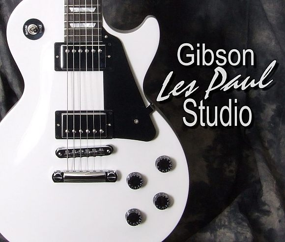 Gibson_LesPaul-Studio_White