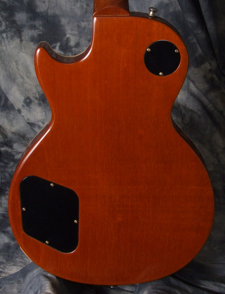 Gibson_LP_Classic_Rootbeer_1997(C)_back