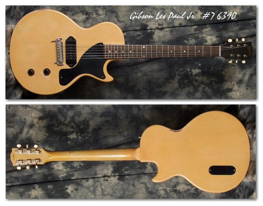 Gibson_LP_JrTV_1957(C)