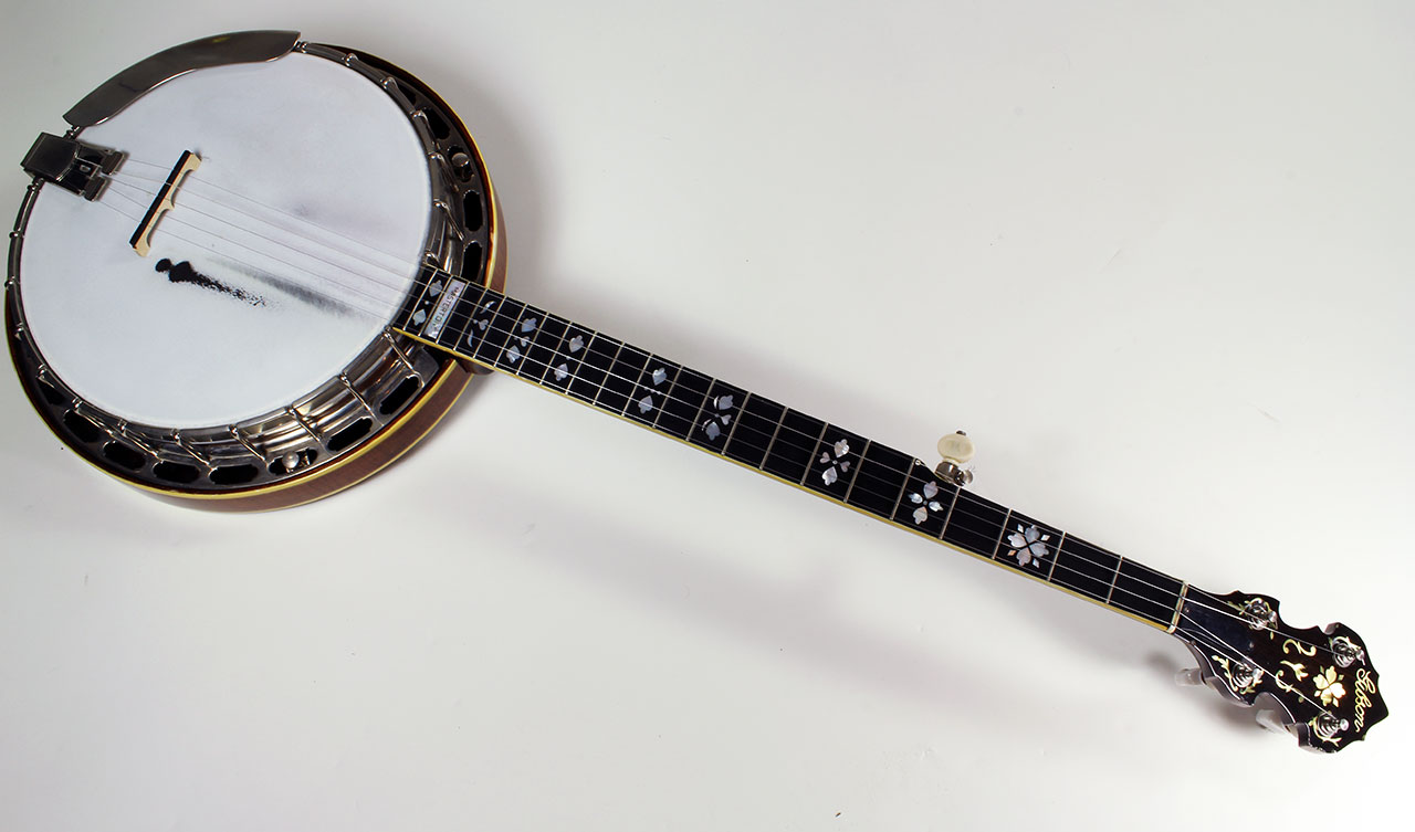 Gibson Banjo Serial Numbers
