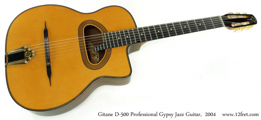 Gitane D-500 Grand Bouche 2004 full front view