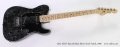 G&L ASAT Special Black Silver Swirl Finish, 1996 Full Front View