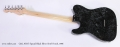 G&L ASAT Special Black Silver Swirl Finish, 1996 Full Rear View
