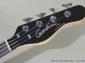 Godin A4 Ultra Fretless Bass head front