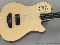 Godin A4 Ultra Fretless Bass top