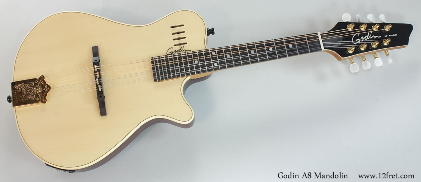 Godin A8 Mandolin Full Front View