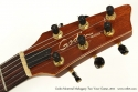 Godin Montreal Mahogany Two Voice 2011 head front view