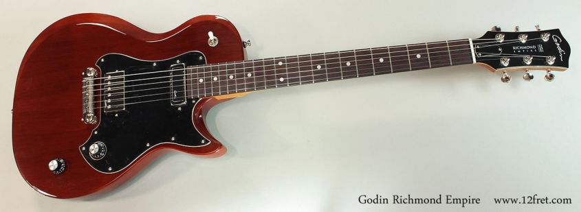 Godin Richmond Empire Full Front View