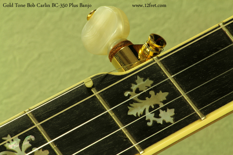 Gold Tone Bob Carlin BC-350 Plus 5th peg