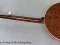 Gold Tone Southern Belle 5-String Banjo Full Rear VIew