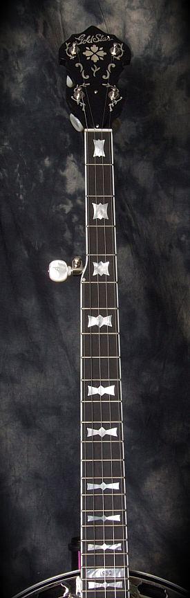 Goldstar_1952_Banjo_Fingerboard