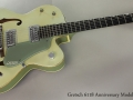 Gretsch 6118 Anniversary Model, 1959 Full Front View