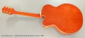 Gretsch 6120 Archtop Electric Guitar, 1990 Full Rear View