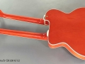 Gretsch Nashville G6120 6 - 12 Doubleneck full rear view