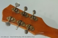 Gretsch 6130 Roundup, 1956 with 1959 6121 Chet Atkins Neck  Head Rear