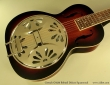 Gretsch G9230 'Bobtail Deluxe' Resonator Top View