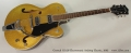 Gretsch G5128 Electromatic Archtop Electric, 2005 Full Front View