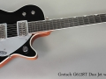 Gretsch G6128T Duo Jet with Bigsby Full Front View