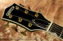Gretsch G6196T Country Club Cadillac Green 2013 head front