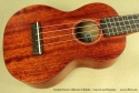 Gretsch Roots Collection Ukuleles top