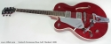 Gretsch Tennessee Rose Left Handed 1999 full front view
