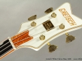 Gretsch White Falcon Bass G6136LSB 2006 head front
