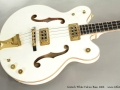 Gretsch White Falcon Bass G6136LSB 2006 top