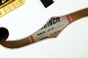 Gretsch White Falcon G6136 label