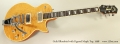 Guild Bluesbird with Figured Maple Top, 1998 Full Front VIew