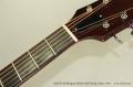 Guild D-40 Bluegrass Jubilee Steel String Guitar, 1971  Fingerboard
