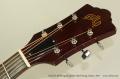 Guild D-40 Bluegrass Jubilee Steel String Guitar, 1971  Head Front VIew