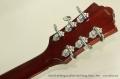 Guild D-40 Bluegrass Jubilee Steel String Guitar, 1971  Head Rear View