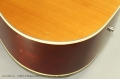 Guild D-40 Bluegrass Jubilee Steel String Guitar, 1971  Top Detail