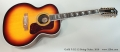 Guild F-512 12 String Guitar, 2010 Full Front View