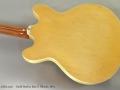 Guild Starfire Bass II Blonde 1974 back
