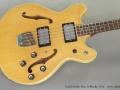 Guild Starfire Bass II Blonde 1974 top