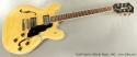 Guild Starfire 4 Blonde Maple 1997 full front view