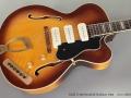 Guild X-350 Stratford Sunburst 1954 top