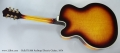 Guild X-500 Archtop Electric Guitar, 1974 Full Rear View