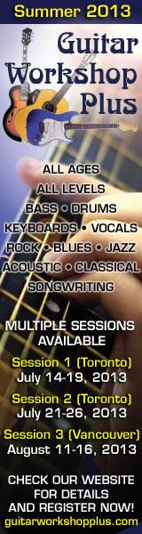 Guitar Workshop Plus Posters 2